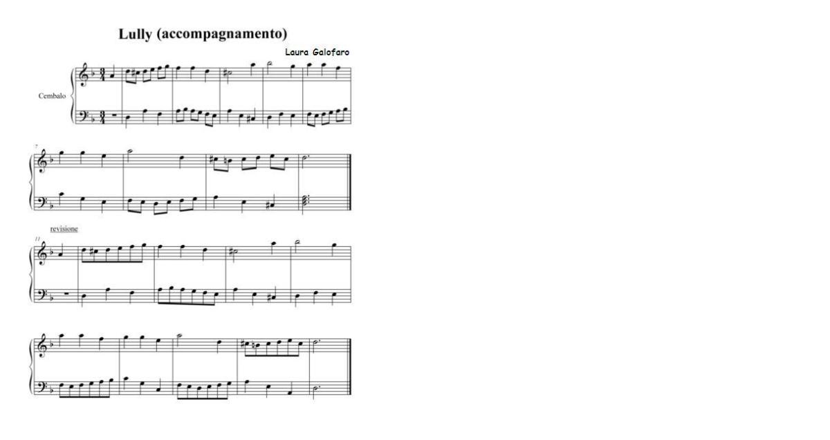 GalofarLully (accompagnamento) + revisione