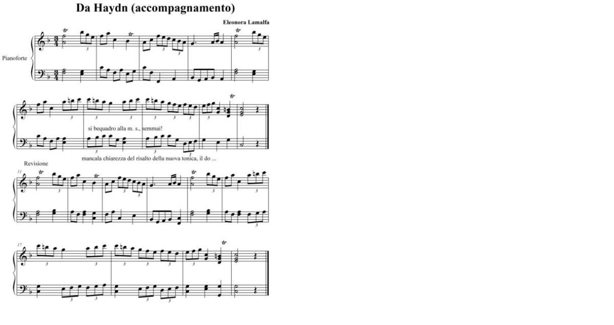 Haydn-La Malfa