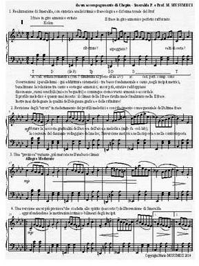 Smeralda - Melodia da Chopin - con revisione e riadattamenti