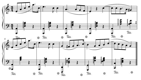 Grieg - Silvia (rifacimento)