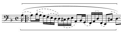 BWV 1008-b