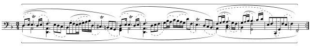 BWV 1008-d