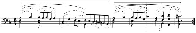 BWV 1008-e