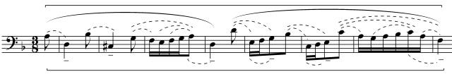 BWV 1008-g