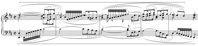 BWV 828-a