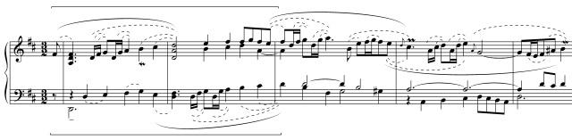 BWV 828-c