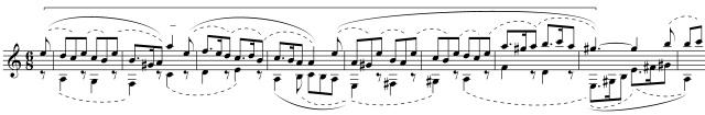 BWV 997d inventio
