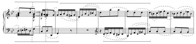BWV808a inventio - soggetto concertino