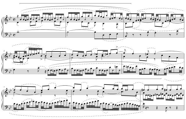BWV825-a fugato