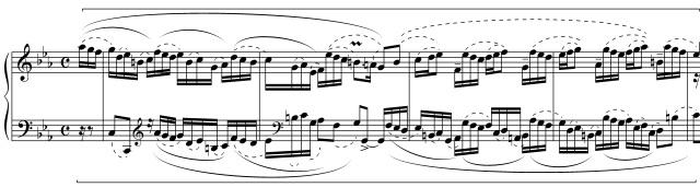 BWV826b inventio