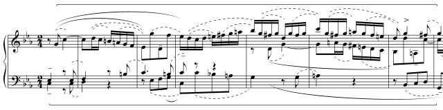 BWV826f inventio