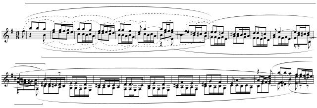BWV996a2 inventio