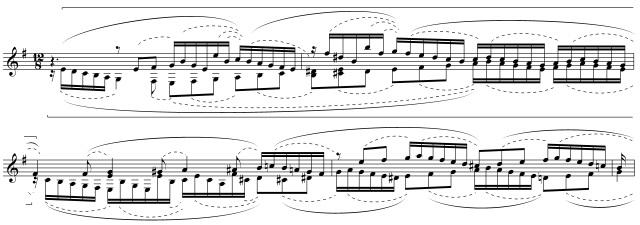 BWV996f inventio