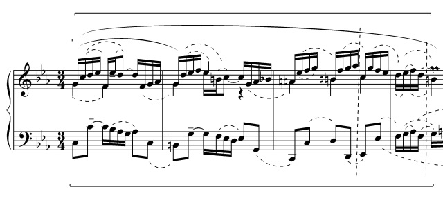 BWV826d1 inventio