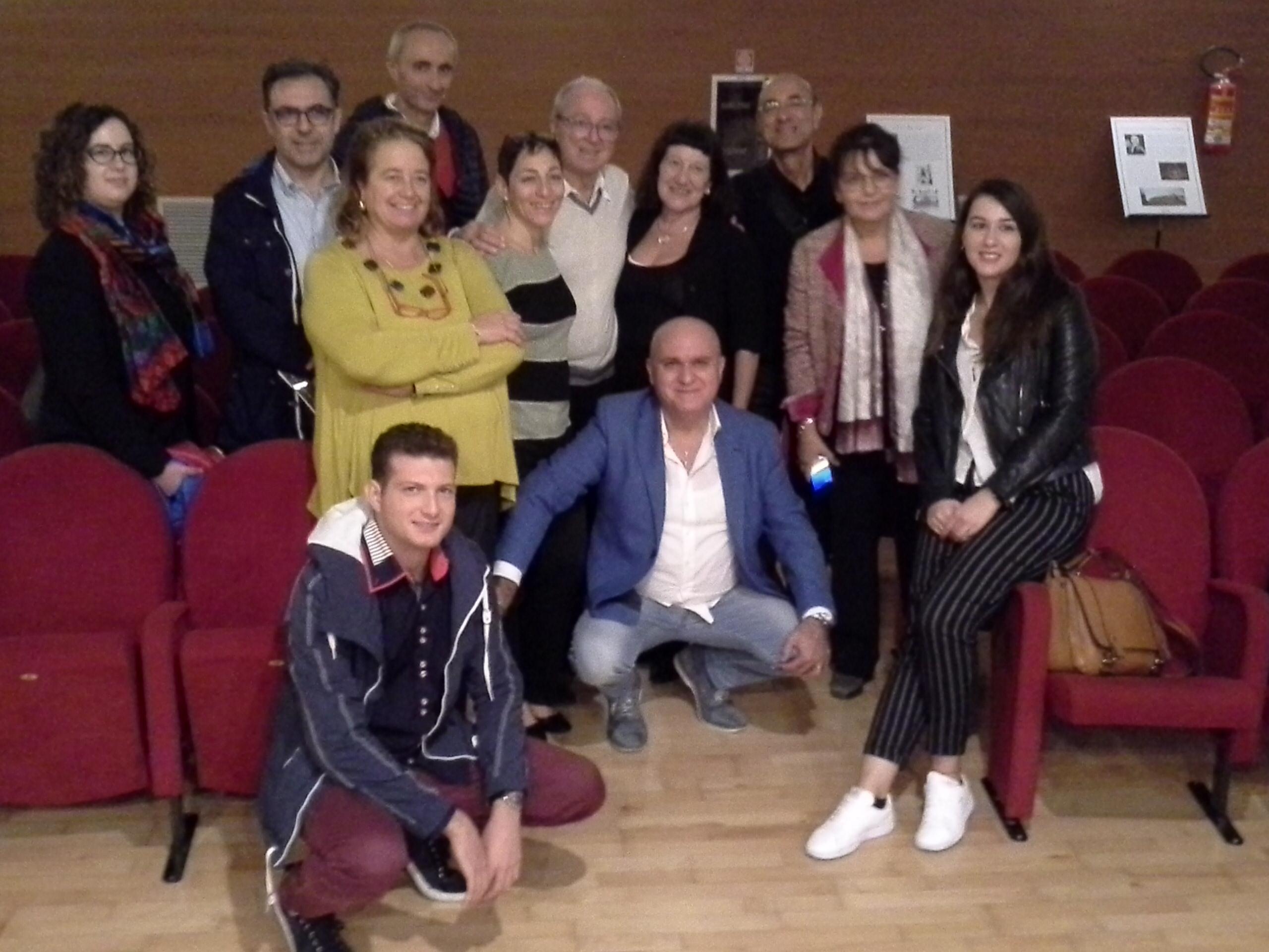 Convegno Bari - gruppo